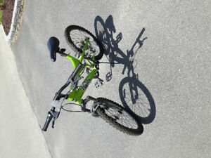 Kid Bicycle/Bicyclette pour enfants