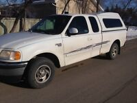 SATEFIED !!! 1998 Ford F-150 XLT