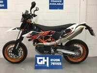 2016 KTM SMC-R 690   VERY GOOD CONDITION   1 OWNER FROM NEW   1,750 MILES   SMCR