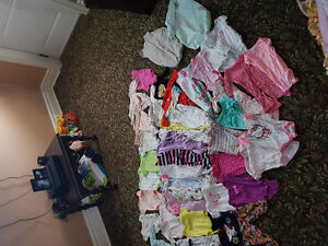 70 outfits 3 to 6 months