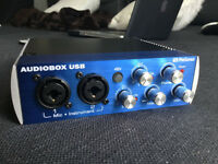 Presonus USB 2in 2out Audio Interface