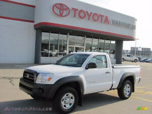 2008 Toyota Tacoma Single Cab