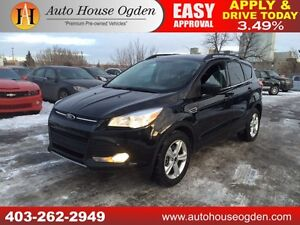 2014 Ford Escape SE AWD LEATHER, BCAM EVERYONE APPROVED!!!