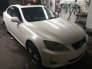Lexus is 250 full option in excellent condition