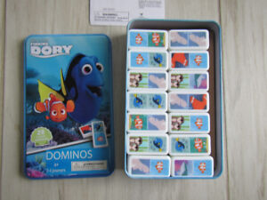 JEU DOMINOS FINDING DORY