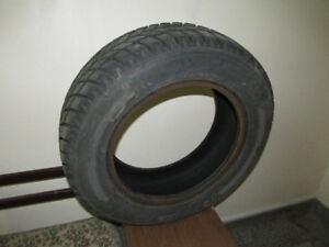 4 Pneus d'hiver / 4 Winter tires P185/65R14