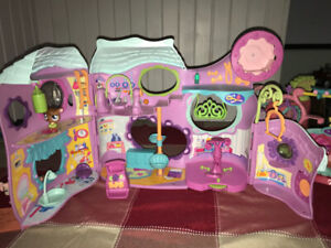 Littlest Pet Shop Tail Wagging Fitness LPS