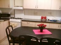 Furnished double room to rent