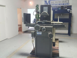 Surface grinder excello 6 x 18