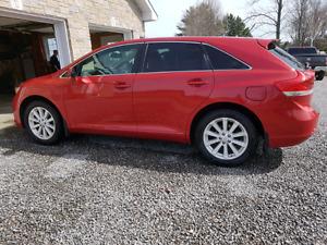 2011 Toyota Venza premium SUV, Crossover