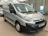 2015 64 CITROEN DISPATCH 1.6 HDI 1000KG L1 H1 TWIN SIDE DOORS VAN 6DR DIESEL
