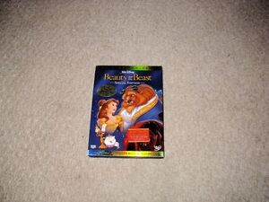 BEAUTY AND THE BEAST DVD FOR SALE!