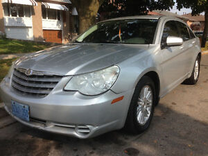 2009 Chrysler Sebring 2.4 4Cyl good condition E-test Sedan