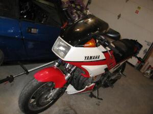YAMAHA F J 1200 1986