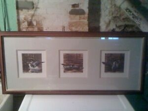 Terrence Andrews framed print Best Offer Peterborough Peterborough Area image 1