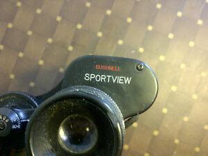 Bushnell Sportsview 7x35 Binoculars Kitchener / Waterloo Kitchener Area image 2
