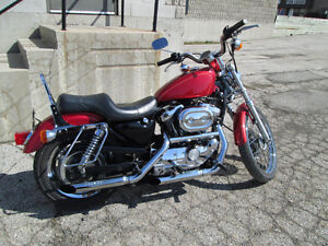 1997 Sportster custom 1200 *lots of chrome