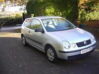 Volkswagen Polo 1.2 ( 55bhp ) 2004MY E