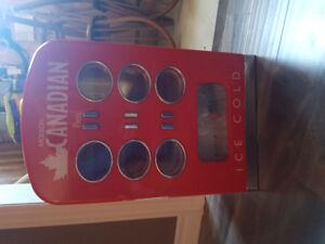 Mini Molson Canadian Bar Fridge.
