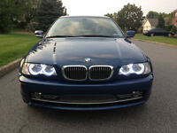 BMW 330ci - a dream to drive