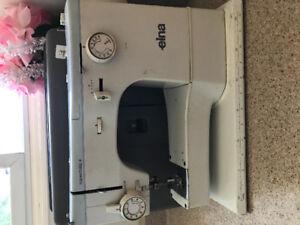 Elna Supermatic Sewing Machine