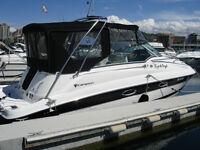 Campion Allante LX 825i Cuddy Cabin Cruiser