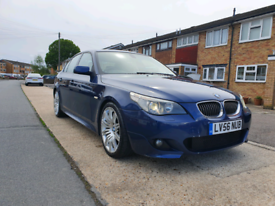 BMW 5 series M SPORT ULEZ FREE Auto