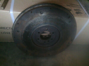 168 tooth flywheel chevy