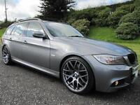 2010 BMW 335d M-SPORT TOURING **AUTO**FULL BLACK LEATHER**