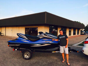 Kawasaki Ultra 250x Jet Ski for sale low hours great condition