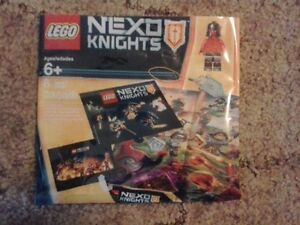 LEGO : Nexo Knights : Intro Pack : 8pcs all shown in pictures