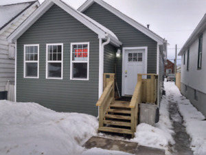 Completely renovated house for sale in Thunder Bay