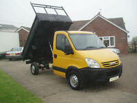 59 REG IVECO DAILY 35S12 TIPPER TRUCK 3500 KG GVW 1 OWNER,99,000 MILES ONLY
