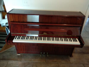 Rosler Upright Piano