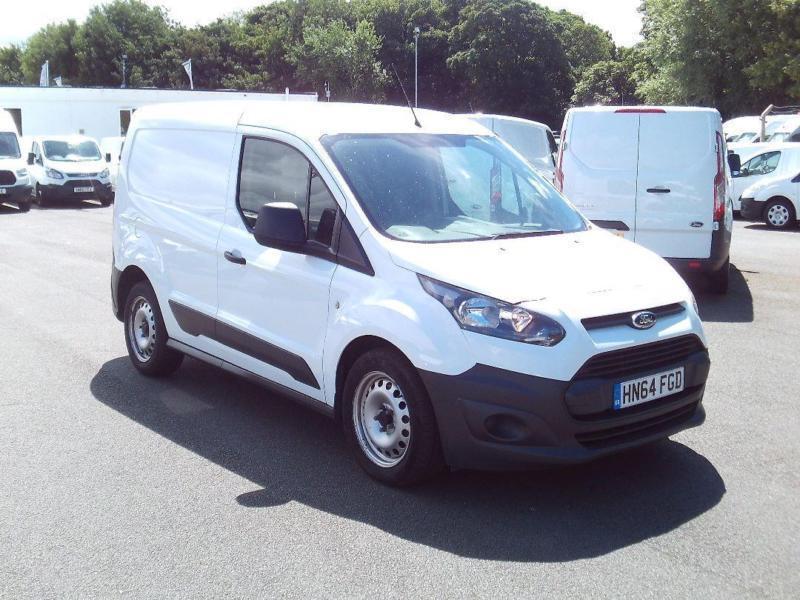 Ford Transit Connect 1.6 Tdci 75Ps Van DIESEL MANUAL WHITE (2014)