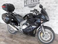 Honda CBF1000 Touring *Full Luggage and fairing lowers*