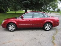 2005 Ford Five Hundred SEL Sedan *** AWD *** REDUCED ***