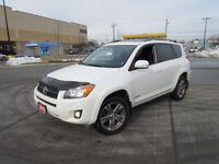 2010 Toyota RAV4 AWD,Auto,Sunroof, Warranty Available, Certified