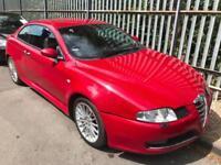 2008 Alfa Romeo GT 2.0 JTS SUPERB. MOT. TAX. LEATHER. FREE INSURANCE
