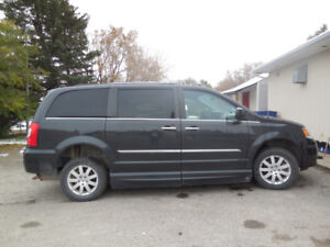 VMI Wheelchair Van - 2012 Chrysler Town & Country Touring
