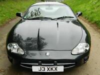 1997 JAGUAR XK8 V8 COUPE COUPE PETROL