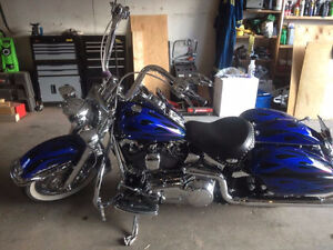Custom Harley for sale