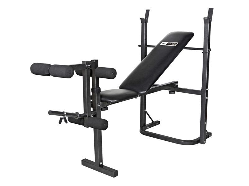 Pro Fitness Multi use Workout Bench Brand New