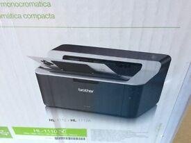 Brand New Brother Printer HL 1110