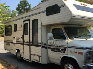 1990 Chevrolet Motorhome ESCAPER Ultrasport 24' long