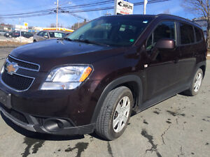 2013 Chevrolet Orlando LT  7 PASSENGER NOT YOUR AVERAGE MINI VAN