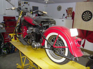 1939 WL Harley Davidson for sale