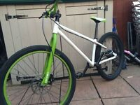 Voodo shango mtb jump bike bmx