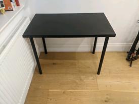 Ikea Linnmon desk (black)
