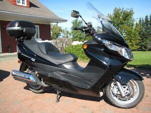 2008 Burgman  400cc